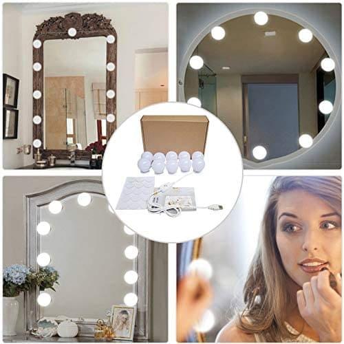 Miroir Maquillage Diy