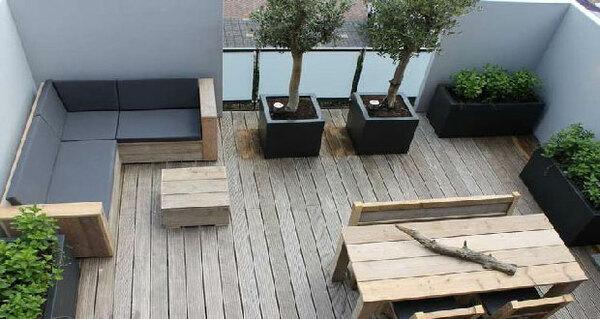 3 astuces pour meubler pas cher sa terrasse