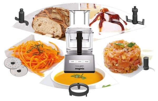 Top 3 des robots de cuisines à posséder