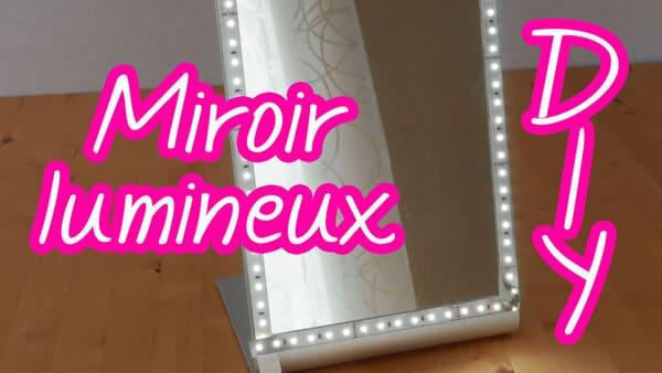 Choisir un miroir pour se maquiller