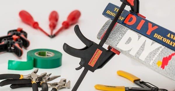 Les outils indispensables quand on veut pratiquer le DIY