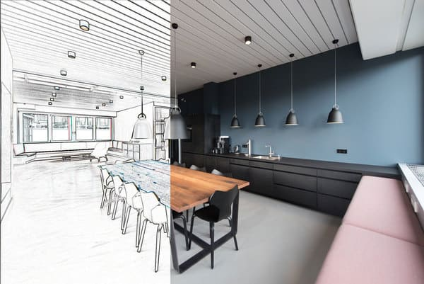 Débuter un projet de décoration d'intérieur avec un professionnel?
