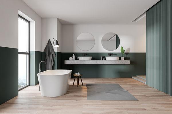 Quelle peinture pour une salle de bain ?