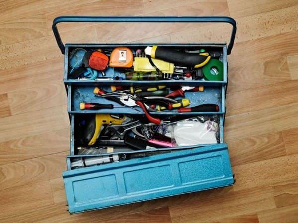 L'utilité de la boîte à outils