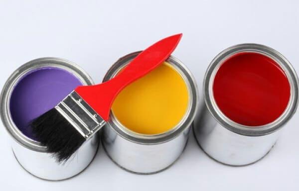 Le matériel de peinture et son utilisation